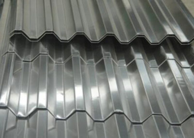 steel metal roofing parts houston
